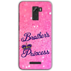 Gionee A1 Lite Mobile Covers Cases Brothers princess - Lowest Price - Paybydaddy.com