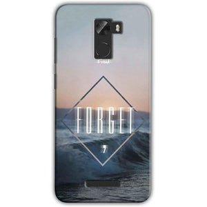 Gionee A1 Lite Mobile Covers Cases Forget Quote Something Different - Lowest Price - Paybydaddy.com