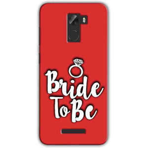 Gionee A1 Lite Mobile Covers Cases bride to be with ring - Lowest Price - Paybydaddy.com