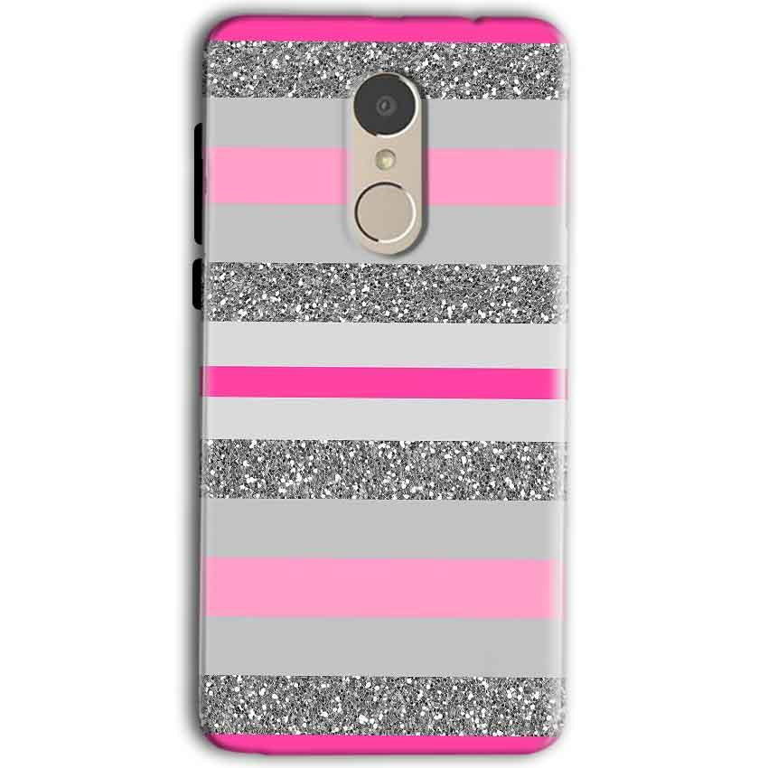 Gionee A1 Mobile Covers Cases Pink colour pattern - Lowest Price - Paybydaddy.com