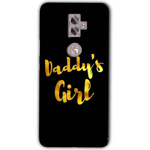 Gionee A1 Plus Mobile Covers Cases Daddys girl - Lowest Price - Paybydaddy.com