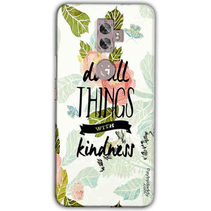 Gionee A1 Plus Mobile Covers Cases Do all things with kindness - Lowest Price - Paybydaddy.com
