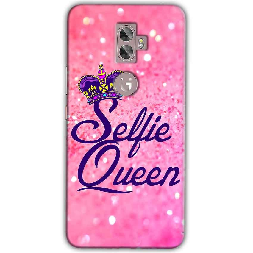 Gionee A1 Plus Mobile Covers Cases Selfie Queen - Lowest Price - Paybydaddy.com