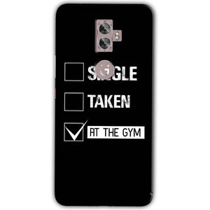 Gionee A1 Plus Mobile Covers Cases Single Taken At The Gym - Lowest Price - Paybydaddy.com