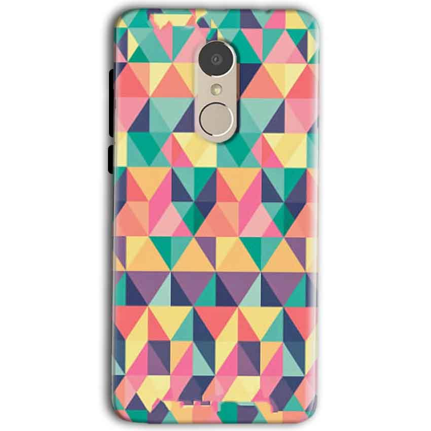 Gionee A1 Mobile Covers Cases Prisma coloured design - Lowest Price - Paybydaddy.com