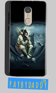 Gionee A1 Mobile Covers Cases Shiva Smoking - Lowest Price - Paybydaddy.com