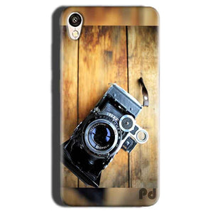 Gionee F103 Mobile Covers Cases Camera With Wood - Lowest Price - Paybydaddy.com