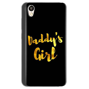 Gionee F103 Mobile Covers Cases Daddys girl - Lowest Price - Paybydaddy.com