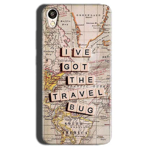 Gionee F103 Mobile Covers Cases Live Travel Bug - Lowest Price - Paybydaddy.com