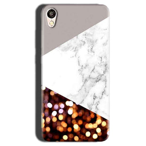 Gionee F103 Mobile Covers Cases MARBEL GLITTER - Lowest Price - Paybydaddy.com