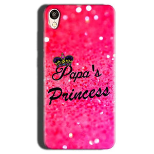 Gionee F103 Mobile Covers Cases PAPA PRINCESS - Lowest Price - Paybydaddy.com