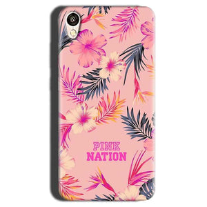 Gionee F103 Mobile Covers Cases Pink nation - Lowest Price - Paybydaddy.com