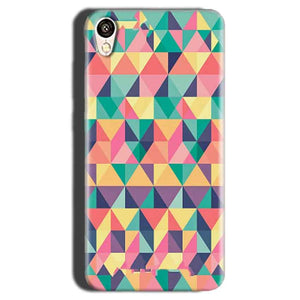 Gionee F103 Mobile Covers Cases Prisma coloured design - Lowest Price - Paybydaddy.com