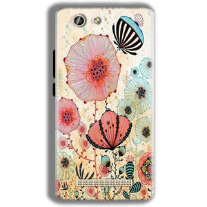 Gionee F103 Pro Mobile Covers Cases Deep Water Jelly fish- Lowest Price - Paybydaddy.com