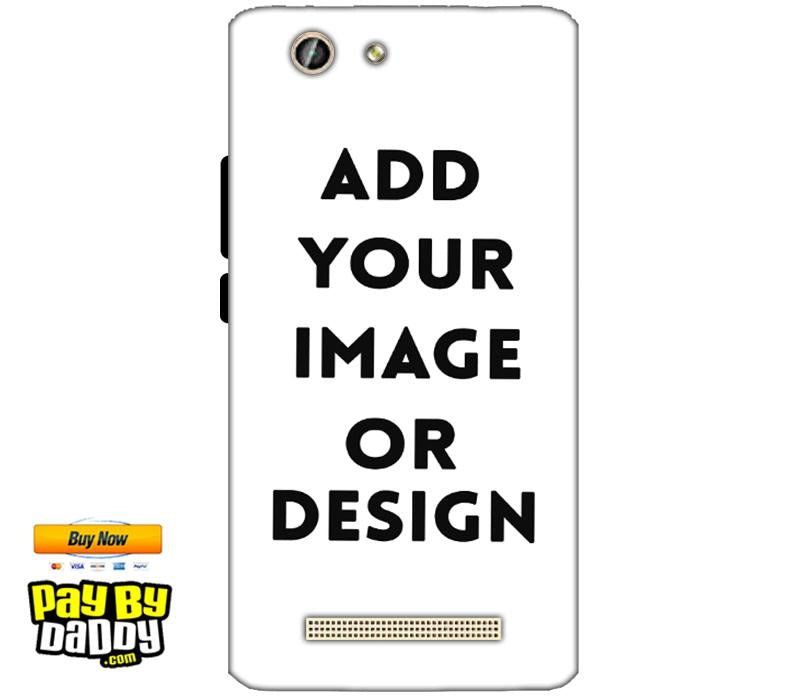 Customized Gionee F103 Pro Mobile Phone Covers & Back Covers with your Text & Photo
