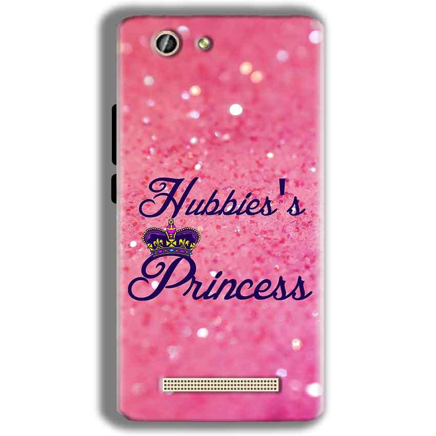 Gionee F103 Pro Mobile Covers Cases Hubbies Princess - Lowest Price - Paybydaddy.com