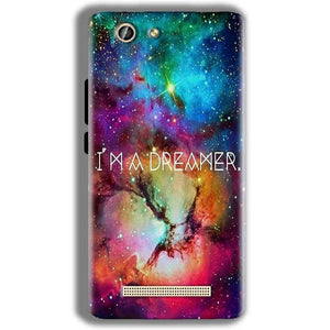 Gionee F103 Pro Mobile Covers Cases I am Dreamer - Lowest Price - Paybydaddy.com