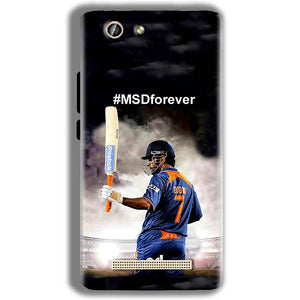 Gionee F103 Pro Mobile Covers Cases MS dhoni Forever - Lowest Price - Paybydaddy.com