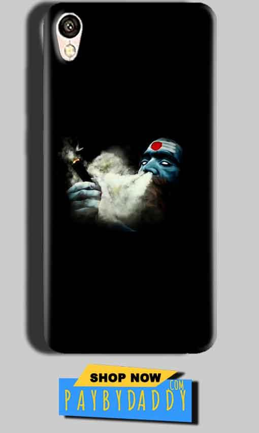 Gionee F103 Mobile Covers Cases Shiva Aghori Smoking - Lowest Price - Paybydaddy.com
