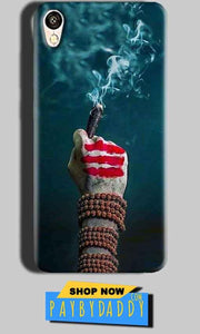 Gionee F103 Mobile Covers Cases Shiva Hand With Clilam - Lowest Price - Paybydaddy.com