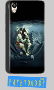 Gionee F103 Mobile Covers Cases Shiva Smoking - Lowest Price - Paybydaddy.com