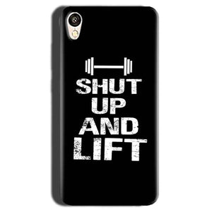 Gionee F103 Mobile Covers Cases Shut Up And Lift - Lowest Price - Paybydaddy.com