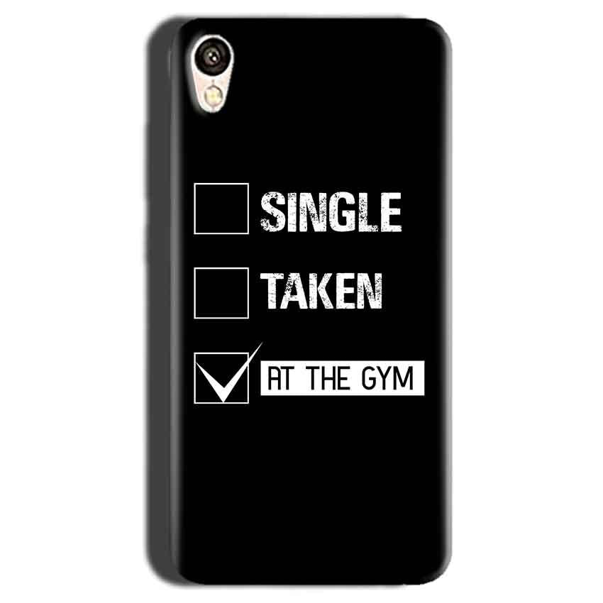 Gionee F103 Mobile Covers Cases Single Taken At The Gym - Lowest Price - Paybydaddy.com