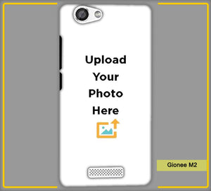 Gionee M2 Photo & Text Phone Photo Back Cover - Paybydaddy