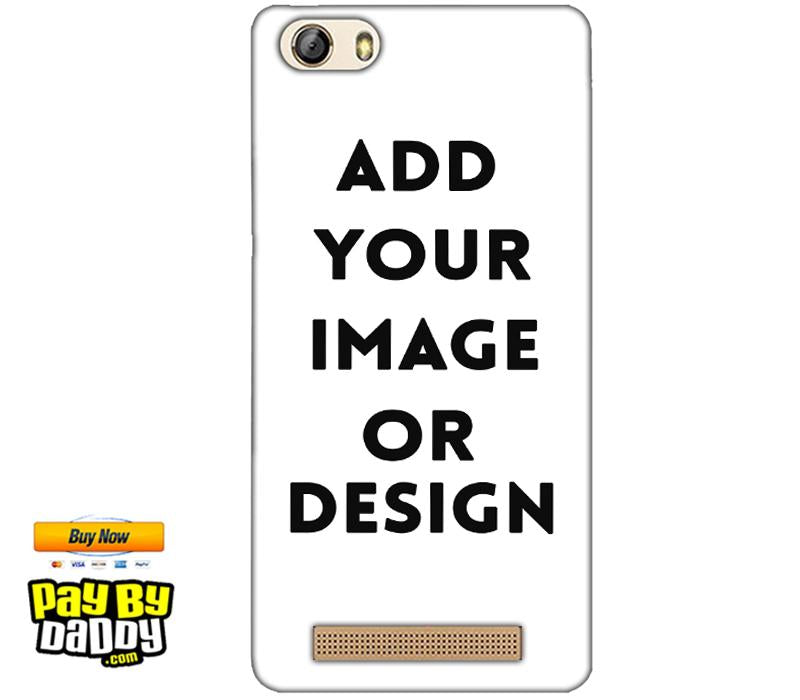 Customized Gionee M5 Lite Mobile Phone Covers & Back Covers with your Text & Photo