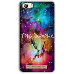 Gionee M5 Lite Mobile Covers Cases I am Dreamer - Lowest Price - Paybydaddy.com