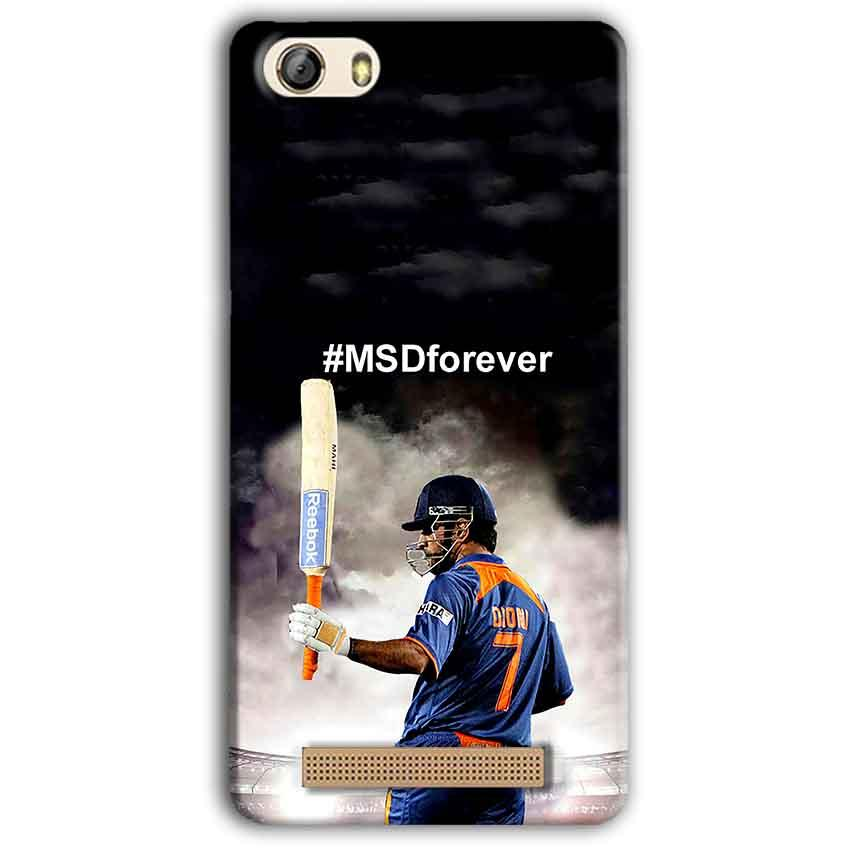 Gionee M5 Lite Mobile Covers Cases MS dhoni Forever - Lowest Price - Paybydaddy.com