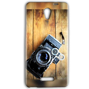 Gionee Marathon M4 Mobile Covers Cases Camera With Wood - Lowest Price - Paybydaddy.com
