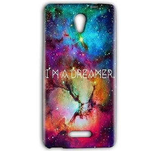 Gionee Marathon M4 Mobile Covers Cases I am Dreamer - Lowest Price - Paybydaddy.com