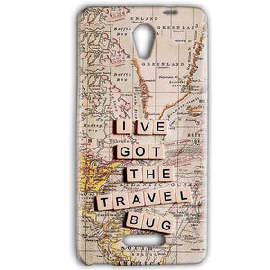 Gionee Marathon M4 Mobile Covers Cases Live Travel Bug - Lowest Price - Paybydaddy.com