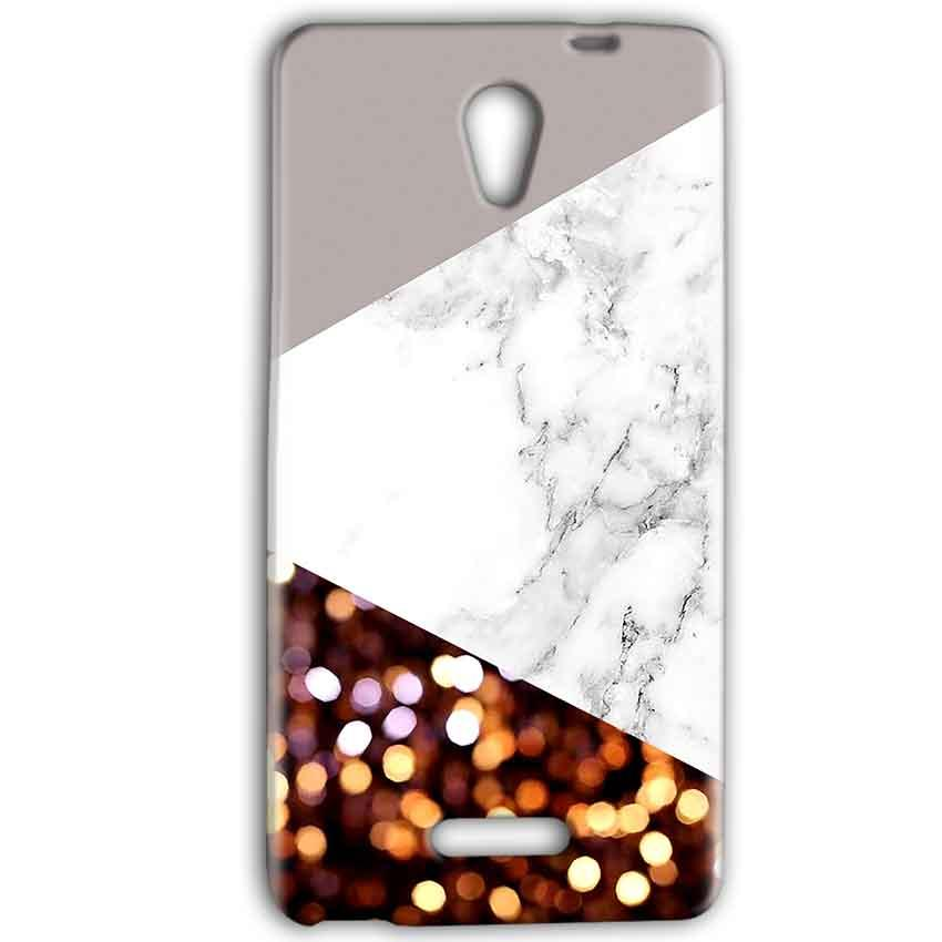 Gionee Marathon M4 Mobile Covers Cases MARBEL GLITTER - Lowest Price - Paybydaddy.com