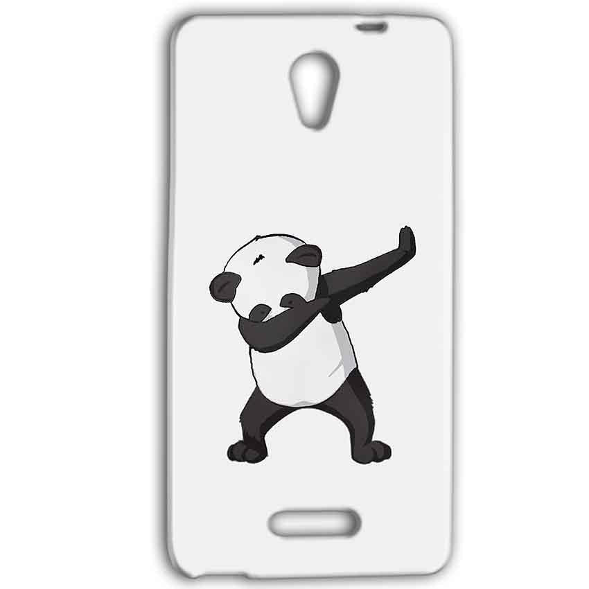 Gionee Marathon M4 Mobile Covers Cases Panda Dab - Lowest Price - Paybydaddy.com