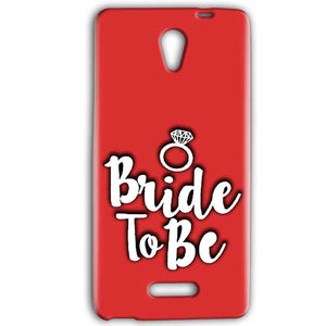 Gionee Marathon M4 Mobile Covers Cases bride to be with ring - Lowest Price - Paybydaddy.com