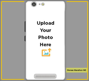 Customized Gionee Marathon M5 Mobile Phone Covers & Back Covers with your Text & Photo