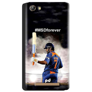 Gionee Marathon M5 Mobile Covers Cases MS dhoni Forever - Lowest Price - Paybydaddy.com