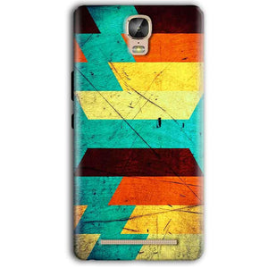 Gionee Marathon M5 Plus Mobile Covers Cases Colorful Patterns - Lowest Price - Paybydaddy.com
