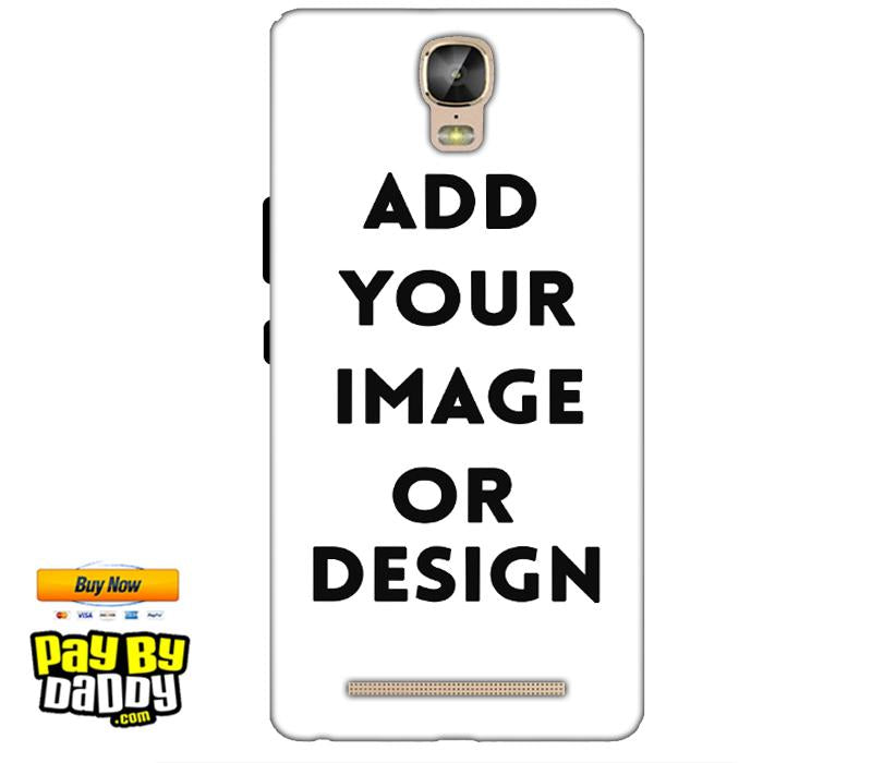 Customized Gionee Marathon M5 Plus Mobile Phone Covers & Back Covers with your Text & Photo