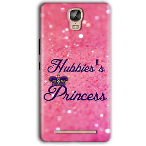 Gionee Marathon M5 Plus Mobile Covers Cases Hubbies Princess - Lowest Price - Paybydaddy.com