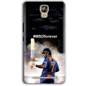 Gionee Marathon M5 Plus Mobile Covers Cases MS dhoni Forever - Lowest Price - Paybydaddy.com