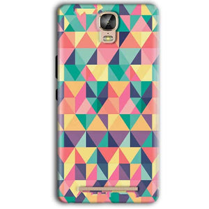 Gionee Marathon M5 Plus Mobile Covers Cases Prisma coloured design - Lowest Price - Paybydaddy.com