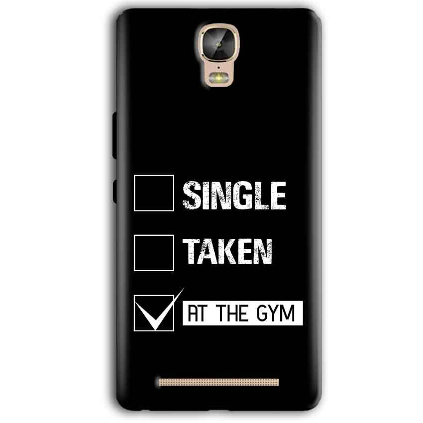 Gionee Marathon M5 Plus Mobile Covers Cases Single Taken At The Gym - Lowest Price - Paybydaddy.com
