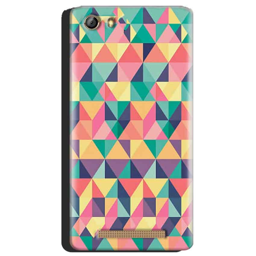 Gionee Marathon M5 Mobile Covers Cases Prisma coloured design - Lowest Price - Paybydaddy.com