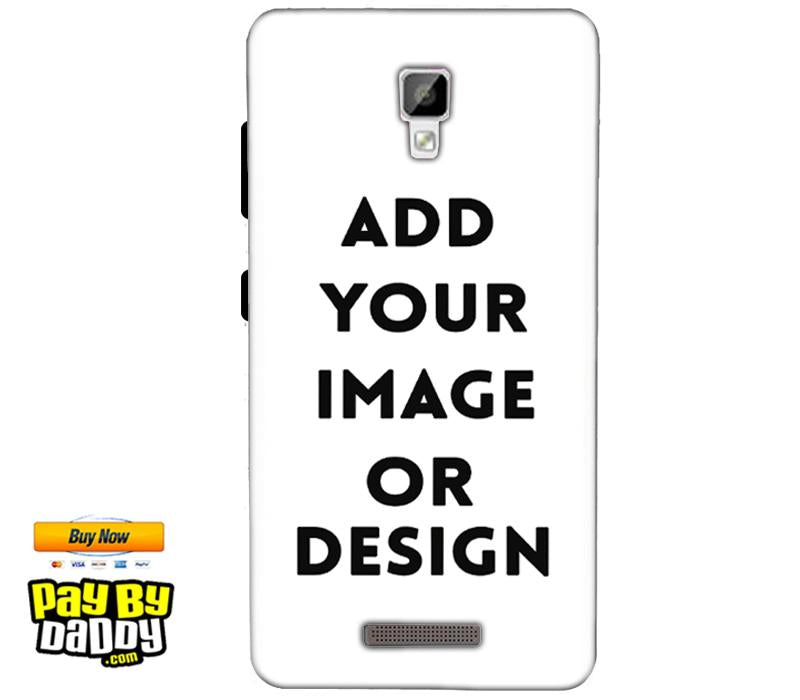 Customized Gionee P7 Mobile Phone Covers & Back Covers with your Text & Photo