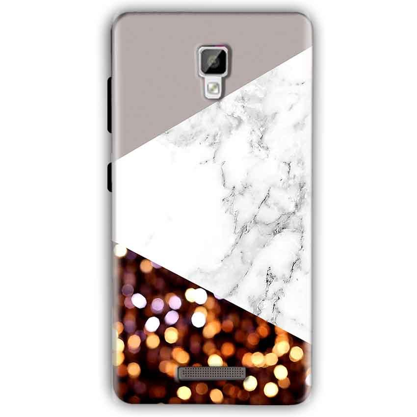 Gionee P7 Mobile Covers Cases MARBEL GLITTER - Lowest Price - Paybydaddy.com