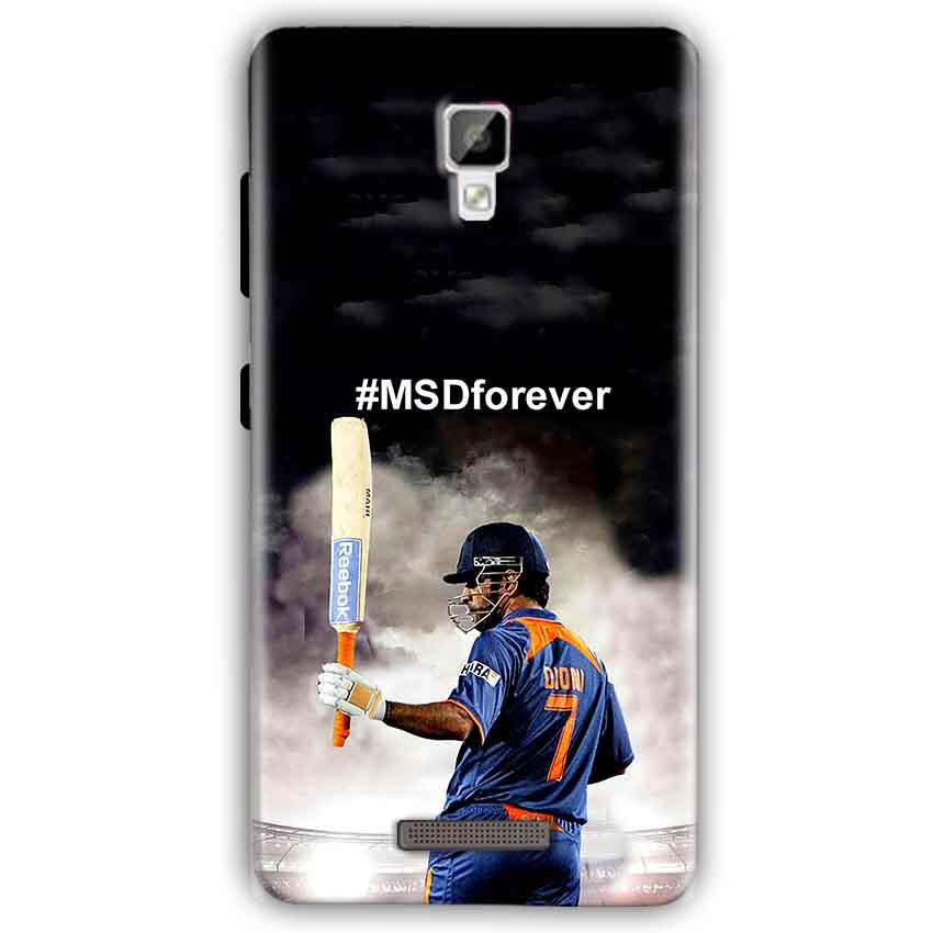 Gionee P7 Mobile Covers Cases MS dhoni Forever - Lowest Price - Paybydaddy.com