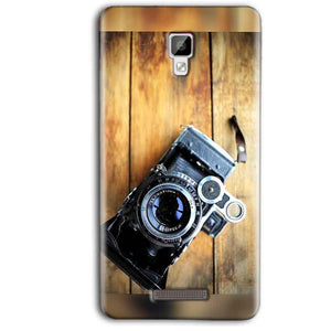 Gionee P7 Max Mobile Covers Cases Camera With Wood - Lowest Price - Paybydaddy.com